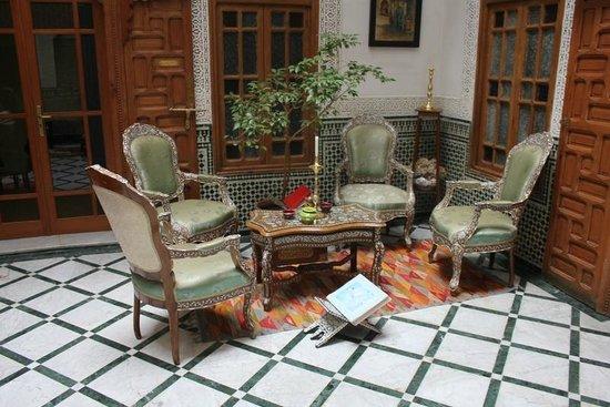 Riad Dar El Kebira : Hall