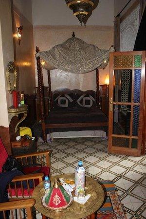 Riad Dar El Kebira : camera deluxe