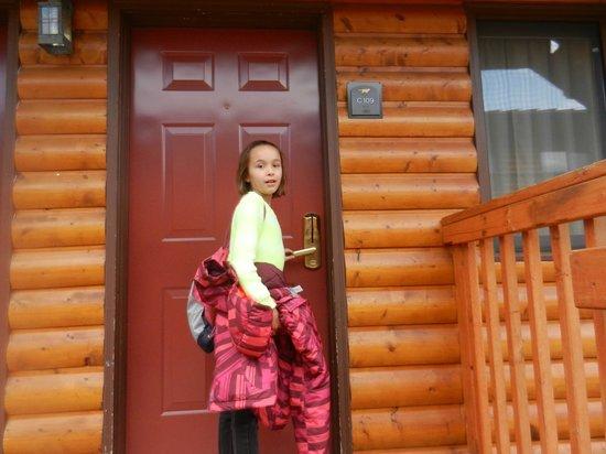 Denali Princess Wilderness Lodge: Wolf Den Room C109