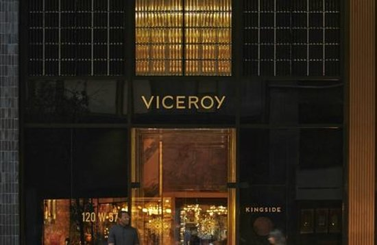 Viceroy Central Park New York: Viceroy Hotel