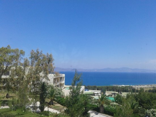 Kipriotis Aqualand: View from the reception