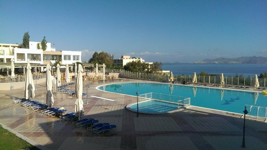 Kipriotis Aqualand: Another photo of the view from room