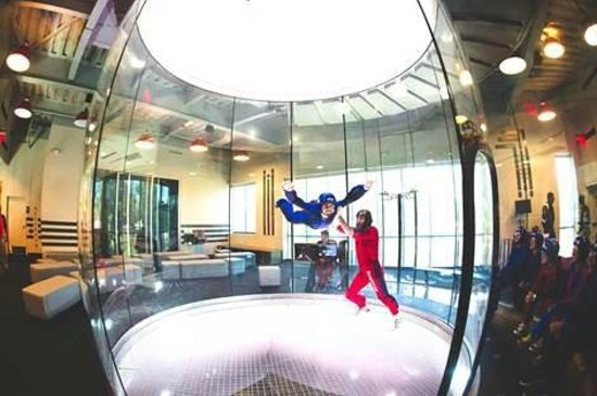 iFly Indoor Skydiving: iFLY Chicago Indoor Skydiving