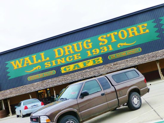 Wall Drug: 5