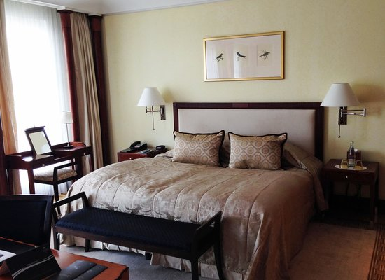 Hotel Adlon Kempinski : Schlafen