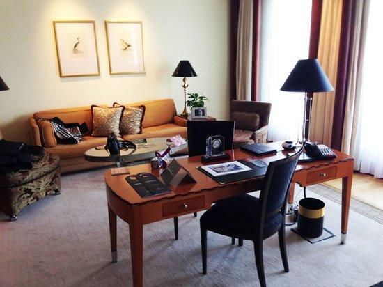 Hotel Adlon Kempinski : Sitzecke