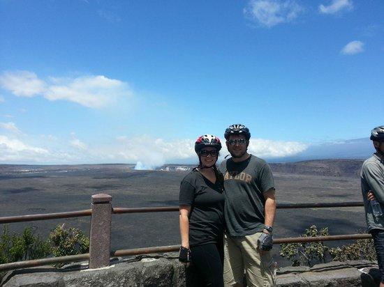 Bike Volcano: Pit Stop