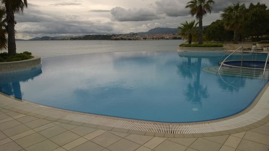 Le Meridien Lav Split: swimmign pool
