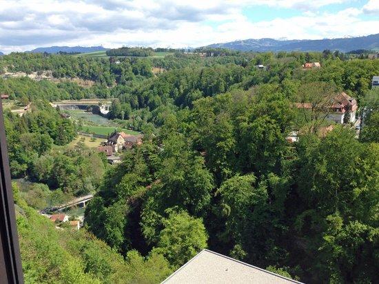 NH Fribourg: Aussicht1