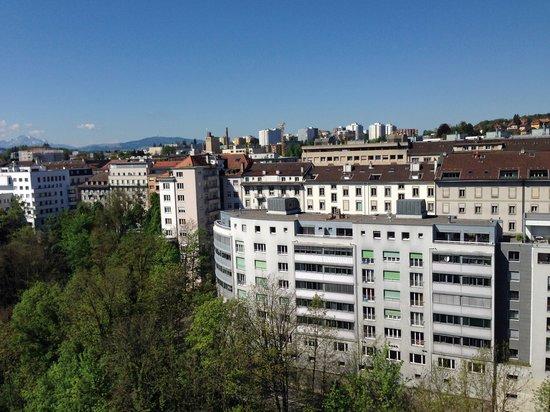 NH Fribourg: Aussicht2