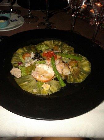 Restaurant Kaia : ..
