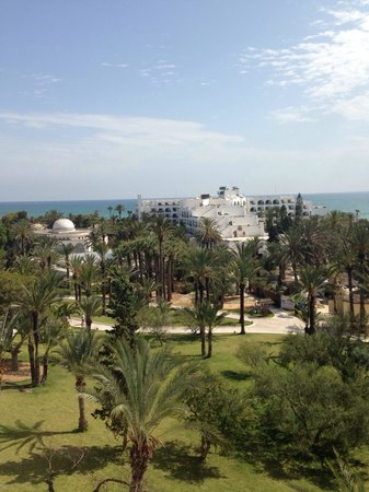 Hotel Marhaba : View !!