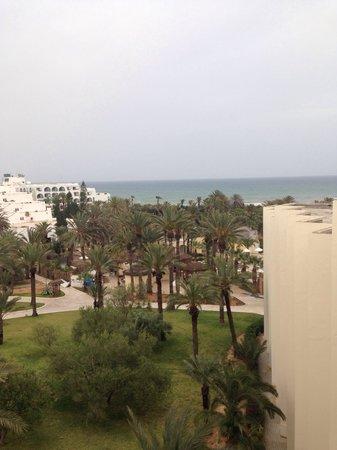 Hotel Marhaba : View again!!