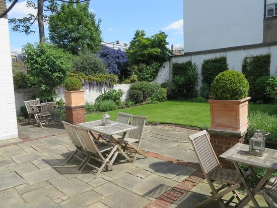 Lime Tree Hotel : Garden