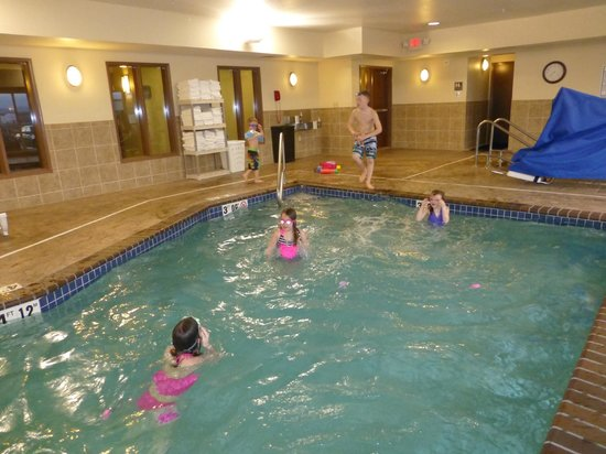 Comfort Suites Hotel & Convention Center Rapid City : 2