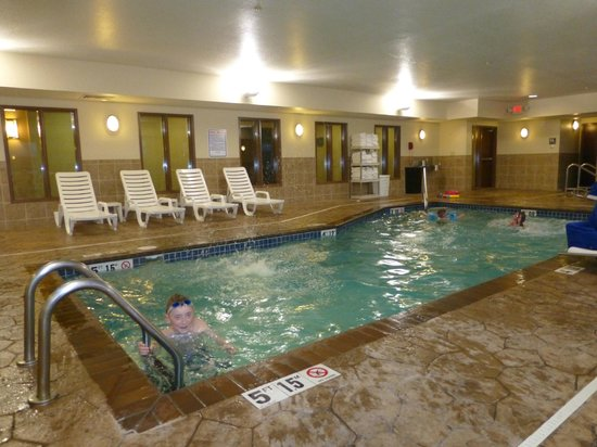 Comfort Suites Hotel & Convention Center Rapid City: 4