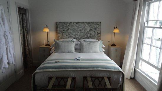 The Idle Rocks : Bedroom