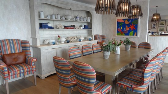 The Idle Rocks : Dining room
