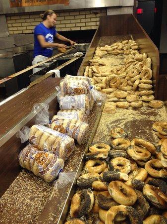 St-Viateur Bagel Shop: Bagels Bagels Bagels