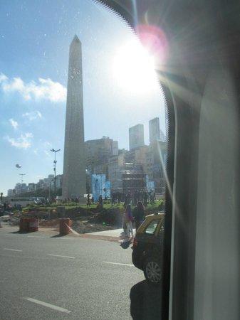 Dazzler Maipu: Obelisco