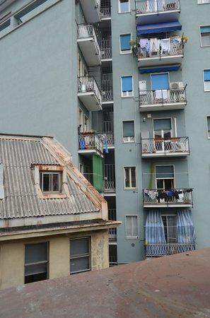 Guest House Scacco Matto I - II: вид из номера