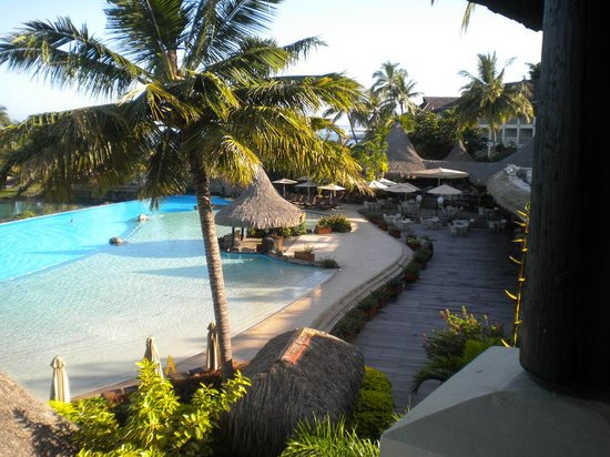 InterContinental Tahiti Resort & Spa: View from our room