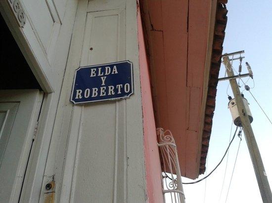 B&B Elda y Roberto : .