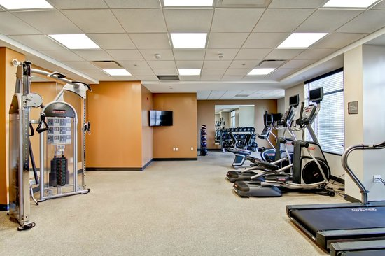 Homewood Suites By Hilton Ajax, Ontario, Canada: Fitness center