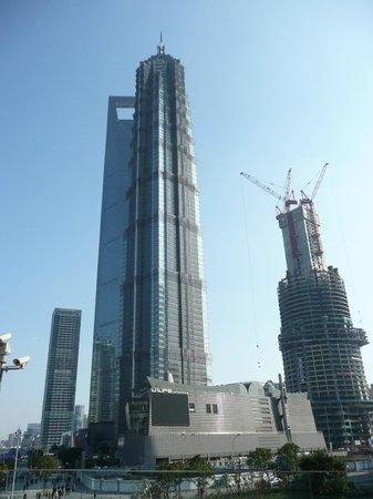 Grand Hyatt Shanghai: Torre Shimao