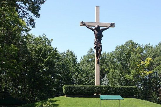 Cross In The Woods National Shrine : Cross in the Woods
