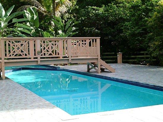 Icis Villas: Pool Area