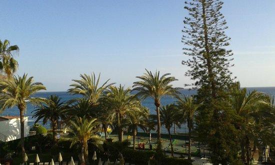 Hotel H10 Big Sur : Vista desde la habitación (3ª planta)