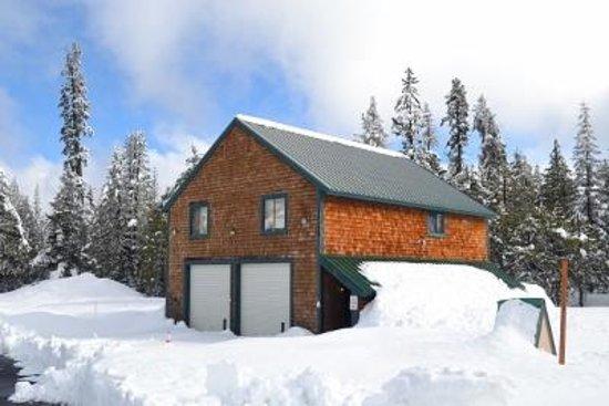 Tamarack Lodge At Bear Valley : Barn Rooms