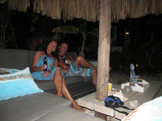 Bamboo Bali Bonaire - Boutique Resort : el mejor lugar para la cervecita