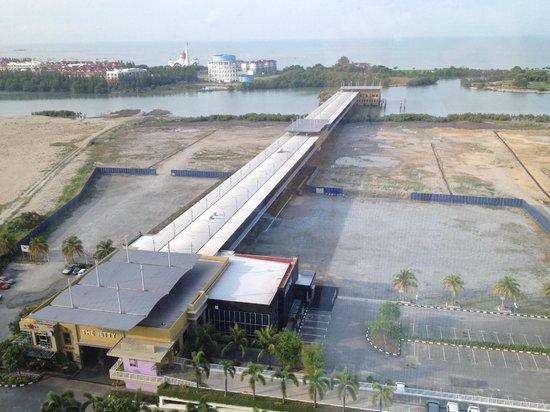 Holiday Inn Melaka : The Jetty