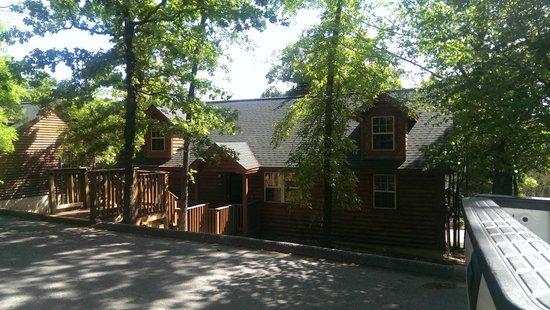 Westgate Branson Woods Resort: 2 Bedroom Cabin Villa