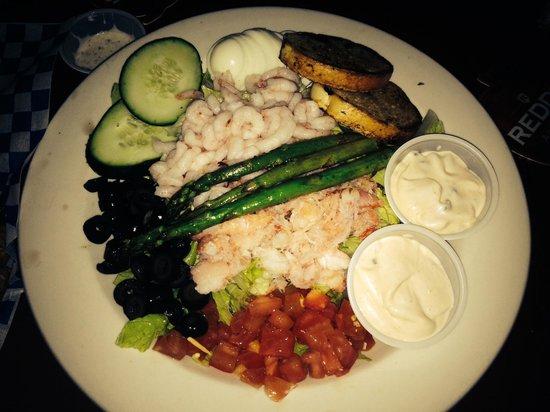 Rock The Dock Pub & Grill: Perfect