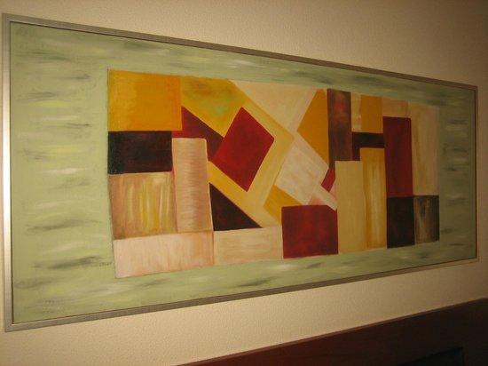 Vila Gale Cerro Alagoa: Quartos com Arte
