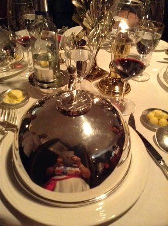 Le Gavroche : presented in style