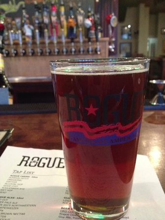 Issaquah Brewery: Rogue Brewery