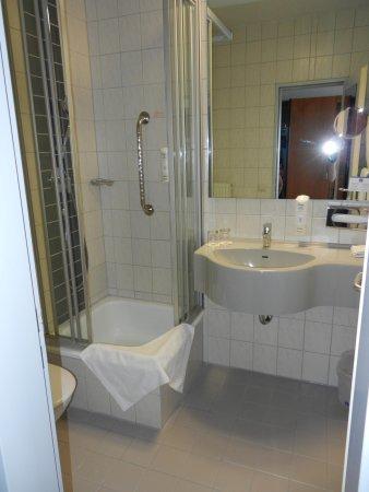 Best Western Hotel Rastatt: Badezimmer Best Western Rastatt