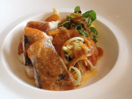 Caprice (Central): bouillabaisse