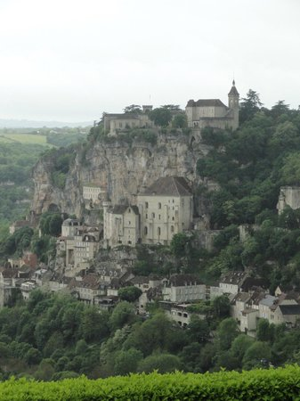 Le Belvédère : Vista desde habitación