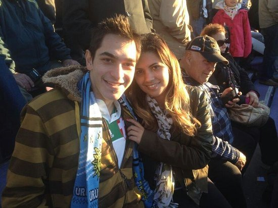 Fanaticos Futbol Tours: Wanderes x Danubio