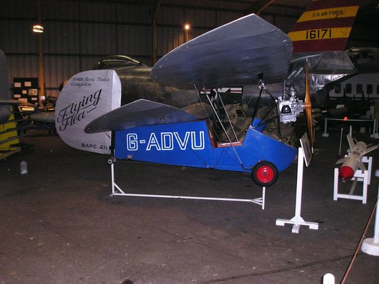 North East Land, Sea and Air Museum: Flying Flea