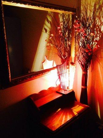 Serenity Spa: Change room