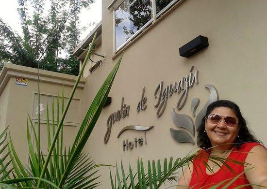 Hotel Jardin de Iguazu : Entrada del Hotel