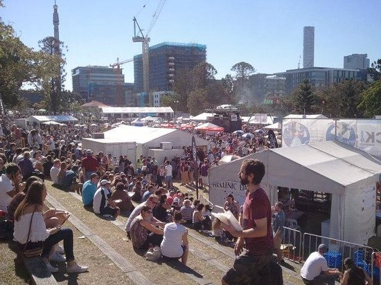 ibis Brisbane: Paniyiri Brisbane 2014
