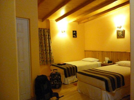 Hotel Iorana Tolache: Habitación standard