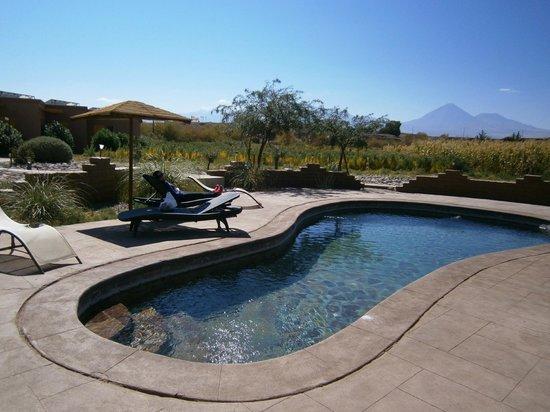 Hotel Iorana Tolache: Sector piscina